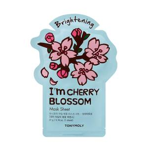 TONYMOLY I'm Real Sheet Mask - Cherry Blossom