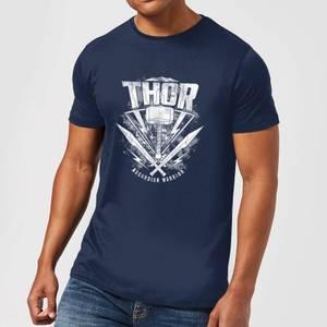 Camiseta Marvel Thor Ragnarok Martillo de Thor - Hombre - Azul marino