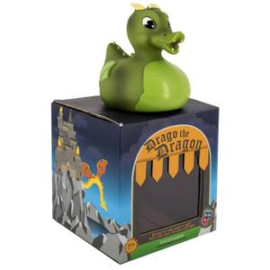 Drago the Dragon Light Up Bath Duck