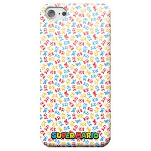 Nintendo Super Mario Toad Pattern Phone Case