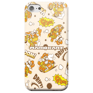 Nintendo Mario Kart Comic Strip Phone Case