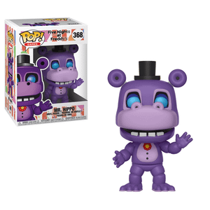 Figurine Pop! Pizza Simulator Mr. Hippo - Five Nights at Freddy's