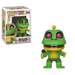Figurine Pop! Pizza Simulator Happy Frog - Five Nights at Freddy's