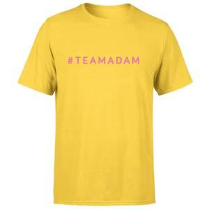 TeamAdam Men's T-Shirt - Yellow