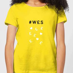 W£s Women's T-Shirt - Yellow