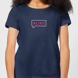 Like Women's T-Shirt - Navy