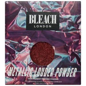 BLEACH LONDON Metallic Louder Powder Isr 4 Me