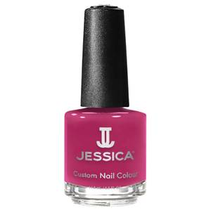 Jessica Nails Custom Colour Festival Fuchsia Nail Varnish 15ml