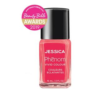 Jessica Nails Phenom Red Hots Nail Varnish 14ml
