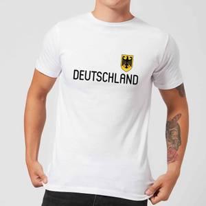 T-Shirt Homme Toffs Allemagne - Blanc