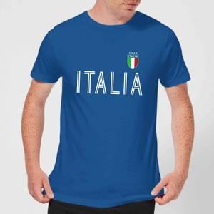 T-Shirt Homme Toffs Italie - Bleu Roi