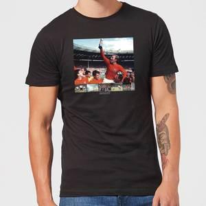 Shoot! England Men's T-Shirt - Black