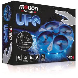 RED5 UFO Light Up Motion Drone