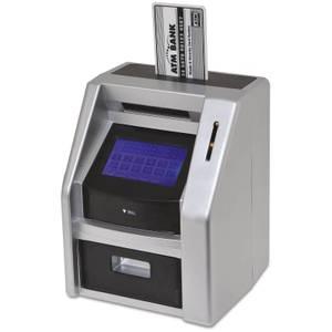 Touchbildschirm Geldautomat Spardose