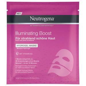 Neutrogena® Illuminating Boost Hydrogel Maske