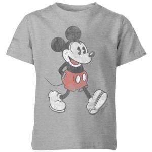 Disney Walking Kids' T-Shirt - Grey