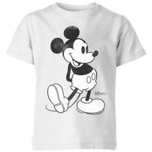 Disney Walking Kids' T-Shirt - White