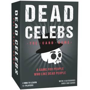 Dead Celeb Card Game