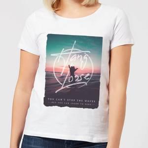 Hang Loose Women's T-Shirt - White