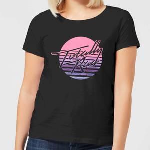 Totally Rad Women's T-Shirt - Black