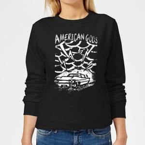 Sweat Femme American Gods Car Storm - Noir