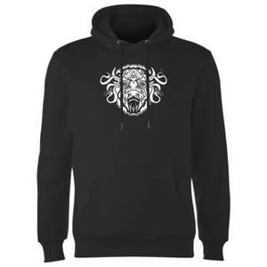 American Gods Buffalo Head Hoodie - Black