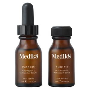 Medik8 Pure C15 Serum 2 x 15ml