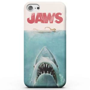Cover Telefono Jaws Classic Poster per iPhone e Android