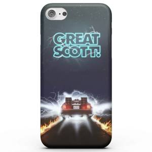 Back To The Future Great Scott Phone Case