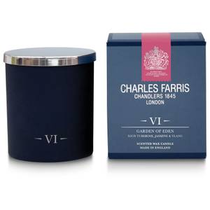 Charles Farris Signature Garden of Eden Candle 210g