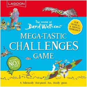 David Walliams Mega-Tastic Challenges Games