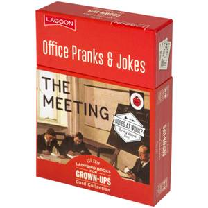 Ladybird Books for Grown-Ups Office Pranks and Jokes