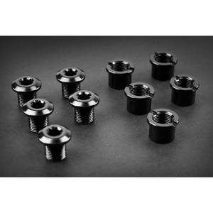 AbsoluteBLACK Chainring Bolts