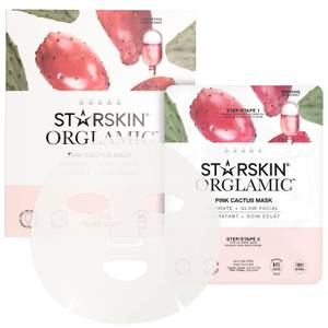 STARSKIN Orglamic Pink Cactus Oil Mask