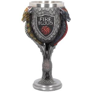 Game of Thrones – Calice Maison Targaryen