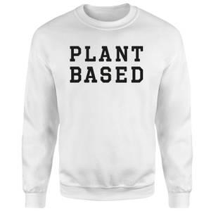 Plant Based Sweatshirt - White