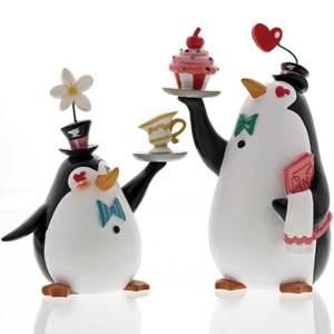 Figurine Penguin Serveurs - Miss Mindy