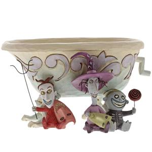 Tricksters and Treats, Figurine Am, Stram et Gram – Disney Traditions
