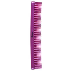 Denman Tame & Tease Styling Comb - Pink (175mm)