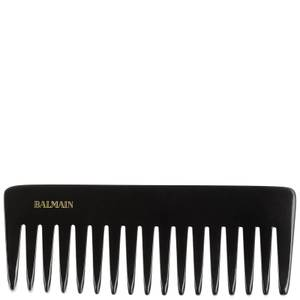 Balmain Texture Comb - Black and White