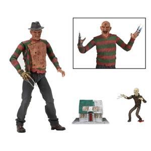 "NECA Nightmare on Elm Street - 7"" Action Figure - Ultimate Dream Warrior Freddy"