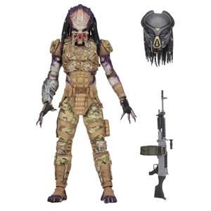 Figurine - Ultimate Predator (Figurine #2) NECA Predator (2018) - 18 cm