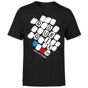 Roubaix メンズ T-シャツ - ブラック