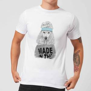 Balazs Solti Made In The 80's Men's T-Shirt - White