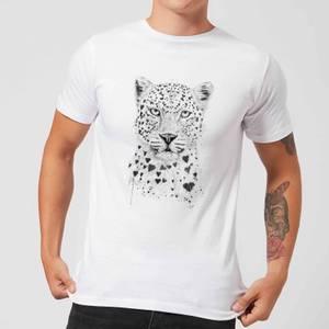 Balazs Solti Love Hearts Men's T-Shirt - White