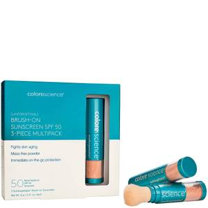 "Colorescience Sunforgettable Total Protection Brush-on Shield SPF50 (Worth $195.00) - Color ""Medium"""