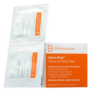 Dr Dennis Gross Skincare Alpha Beta Universal Daily Peel (Pack of 5)