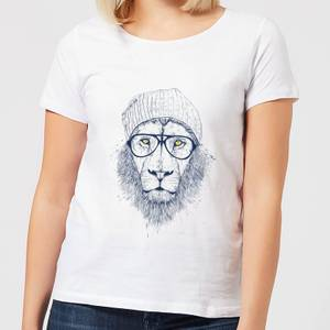 Balazs Solti Lion Women's T-Shirt - White