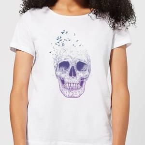 Balazs Solti Lost Mind Women's T-Shirt - White