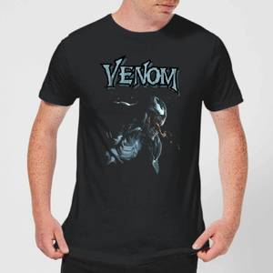 Venom Profile Men's T-Shirt - Black
